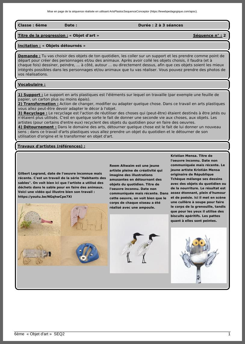 Un outil de construction de séquences disciplinaires Apsc_dev_22_04_2020_008